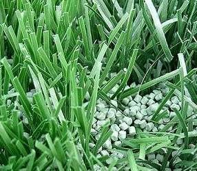 plastic in kunstgras te milieuvervuilend?